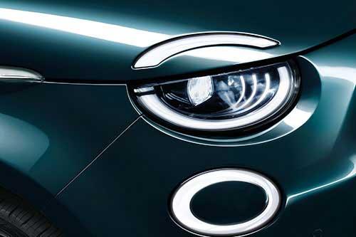 nuova-fiat-500-elettrica-luci infinity